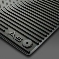Audi A5,A5 Cabriolet Front Rubber All-weather floor mats 8T1061221041