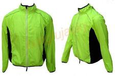 New Cycling Rainproof Jacket Bicycle Rain Coat Windproof Jersey Size M-XXL