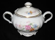 Hutschenreuther EATON 7622 Covered Sugar Bowl