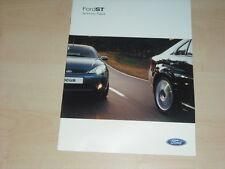 36848) Ford Focus Mondeo ST Polen Prospekt 2002