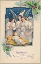 CHRISTMAS – Angels Watching Child