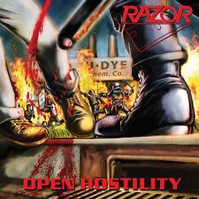 RAZOR Open Hostility CD NEW Relapse Records CD7273R