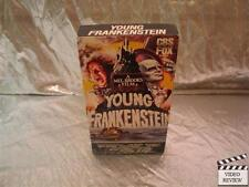 Young Frankenstein (VHS) Gene Wilder Peter Boyle Marty Feldman Mel Brooks