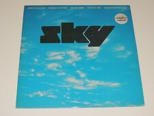 SKY self titled Lp RECORD UK PROG ROCK 1979