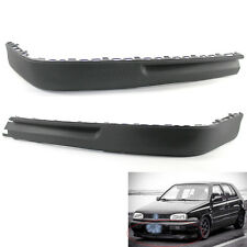 1 Pair Front Bumper Deep Lip Spoiler for VW Golf/Jetta MK3 Euro VR6 93-99