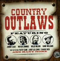 Country Outlaws [CD]