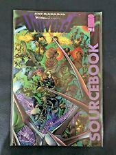 Wildstorm Universe Sourcebook #1 - IMAGE Comics - 1995 - Near Mint