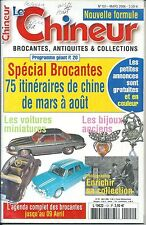 Le Chineur # 101 2006 Bijoux jouet 1/43 photographie Dinky Toys édition presse