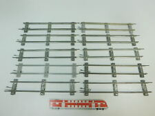 bk326-1 #10 x Märklin O GAUGE TRACK / Piece Straight (26 cm) for
