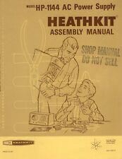 """Heathkit HP-1144 Manual 'copia de archivos """"sin marcas de usuario"""