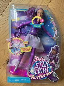 Barbie Star Light Adventure Lights & Sounds Hoverboard Doll