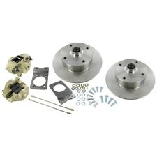 VW MAGGIOLONE 1302 1303 BEETLE KIT FRENI A DISCO DISC BRAKE KIT FRONT 4X130 EMPI