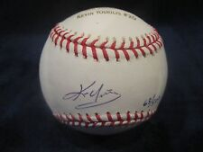 Kevin Youkilis Autographed & Engraved '07 WS Champs Baseball - MLB Hologram