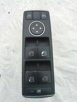 GENUINE MERCEDES E C GLK CLASS OEM DRIVER LEFT POWER WINDOW MIRROR SWITCH 10-17