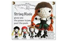 Kamibashi String Blade Roller Skater The Original String Doll Gang Keychain Clip