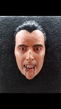 life size bust Dracula Christopher Lee 1:1 casting Realistic Style