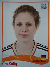 PANINI Kim Kulig Germania FIFA donne WM 2011 GERMANY