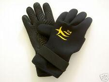 4mm Neoprene Scuba Diving Dive Gloves + Wrist Band