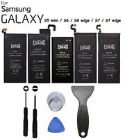 Replacement Battery For Samsung Galaxy S6/ S6 Edge/ S7/ S7 Edge/ S5 Mini