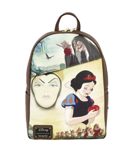 Loungefly Disney Parks Snow White Mini Backpack New Sealed With Tags