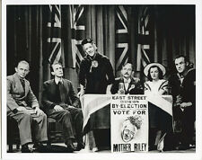 Arthur Lucan Old Mother Riley 8x10 photo National Film Archive