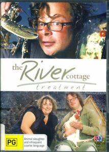 The River Cottage Treatment - DVD - Region 4 - Ex-Rental