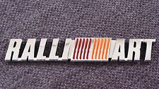 RALLIART Badge LANCER EVOLUTION COLT CZT ASX JDM TURBO
