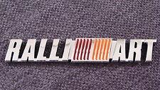 Ralliart Insignia Lancer Evolution Colt Czt Asx Jdm Turbo