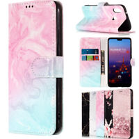 Phone Case For Huawei P20/ P20 Lite/ P20 Pro Flip Wallet Leather Stand Cover