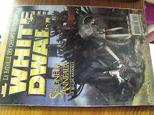 µ? Revue White Dwarf n°124 Warhammer Seigneur des Anneaux  Assaut Glamorgarth