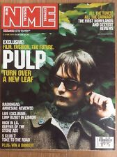 NME New Musical Express 2/6/01 Pulp, R Kelly, Queens Of The Stone Age