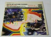 """MOODY BLUES """"DAYS OF FUTURE PASSED"""" DES 18012 LP Vinyl VG+ Cover VG+"""