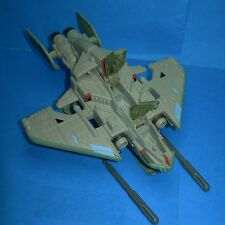 """StarShip Troopers Action Fleet TAC FIGHTER 7"""" Scaceship 1996 Vehicle Galoob Toys"""