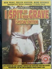 I Spit on Your Grave - Special Edition DVD 'Day Of The Woman'