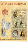 Vatican : 1983 Art Exhibition ( Minisheet ) MHN