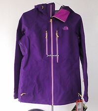 NWT The North Face ~Women Free Thinker Jacket~ Gore Tex Pro~ Purple~ XS~ $649