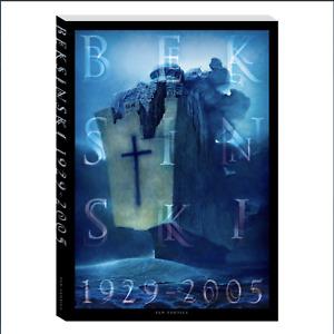 BEKSINSKI 1929-2005 Art Collection Book Beksinski Zdzislaw