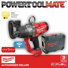 """Milwaukee M18ONEFHIWF1-0 M18 One Key Fuel High-Torque 1"""" Impact Wrench with Fric"""