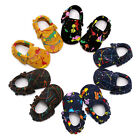 Newborn Baby Soft Sole Leather Shoes Infant Boy Girl Toddler Moccasin 0-18M