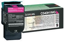 Tintas magenta Lexmark para tóner para impresoras y kits