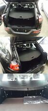 For Jeep Cherokee 2014-2019 Rear Trunk Cargo Luggage Shade Cover Black