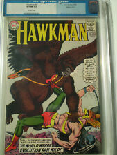 Hawkman #6 Old Label CGC  9.0 VF/NM Silver Age 1965  off white pages
