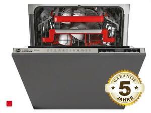 Hoover HDIN 4S613PS/E Vollintegrierbarer Einbaugeschirrspüler WLAN