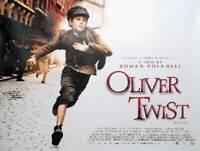 Oliver Twist (Roman Polanski) (Zweiseitig) Original Filmposter