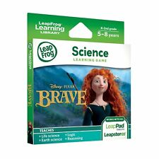 LeapFrog Software Game Disney-Pixar Brave (LeapPad 3 Ultra Platinum Ultimate)