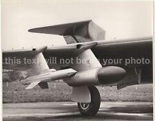 Gloster Javelin FAW7 Missiles & Rocket Pods Original Photo, AV583