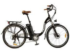 """Bicicletta Elettrica Passeggio 26"""" SHIMANO ALLUMIN. Batteria ION-LI 36V 16Ah"""