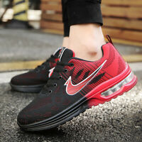 Men's Casual Shoes Air Cushion Running Shoe Breathable Sports Sneakers Students