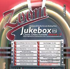 Zoom Karaoke Jukebox Classic Oldies Series CD+G - Volume 13