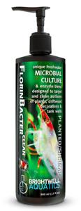 Brightwell Aquatics Shrimp FlorinBacter Clean Microbial Culture Enzyme RCS Tank